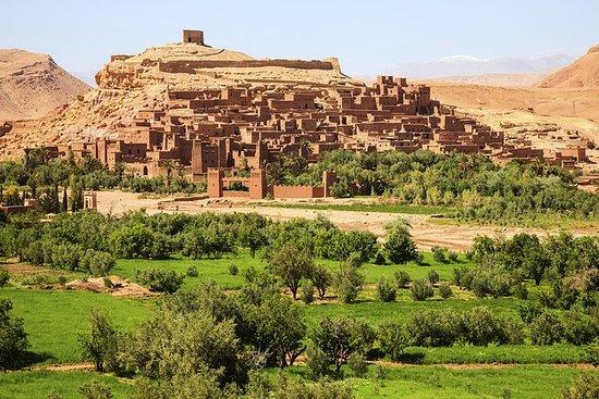 Excursão de dia em Ouarzazate...