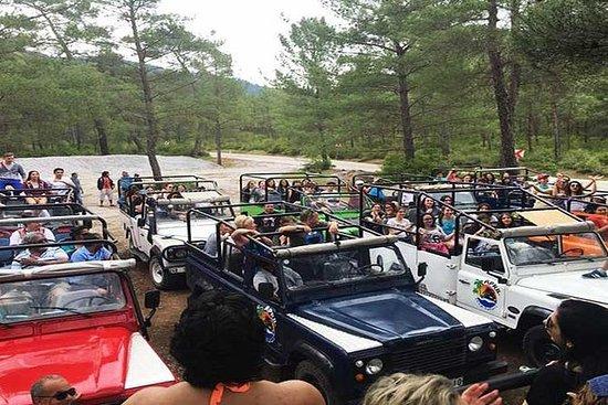 4x4 Jeep Tour da Península de...