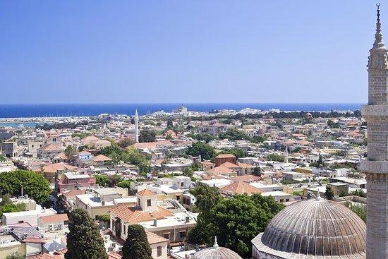 Rhodes Independent Day Trip from Bodrum...