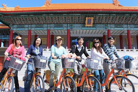 Taipei em movimento: City Day Tour de...
