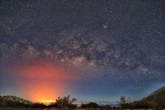 小团体大岛暮光之城火山和观星之旅