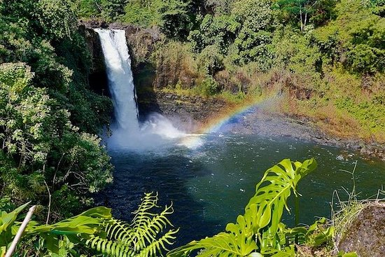 Big Island Waterfall Tour from Kona...
