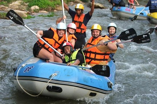 White-Water Rafting and ATV Adventure...
