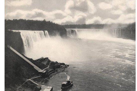 Niagara Falls USA and Underground...