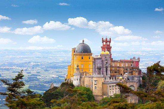Sintra og Cascais Small Group Tour fra...