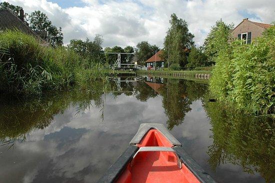 Guidet Sunset Canoe Tour og middag i...