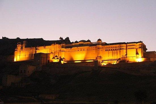 Night Tour of Jaipur City Monuments...