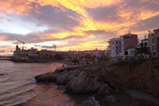 Sitges Private Tour from Barcelona