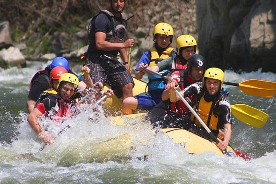 Struma River White Water Rafting