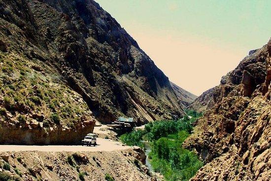 High Atlas Mountains og Berber Village...