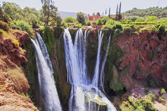 Dagstur til Ouzoud Falls fra Marrakech