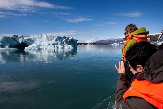 Vatnajokull Glacier Hike and Glacier...