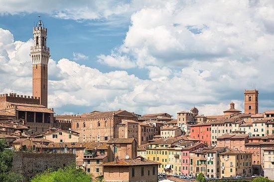 Siena, San Gimignano and Pisa...