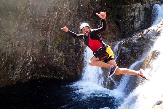 Behana Gorge Waterfalls Canyoning ...