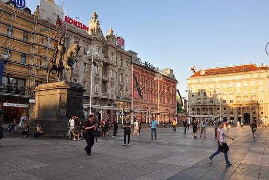 Walking Tour of Zagreb and Museum of...
