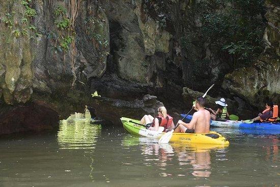 Grupo pequeño Sea Cave Kayaking...
