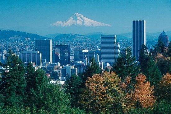 Beste av Portland City Morning Tour