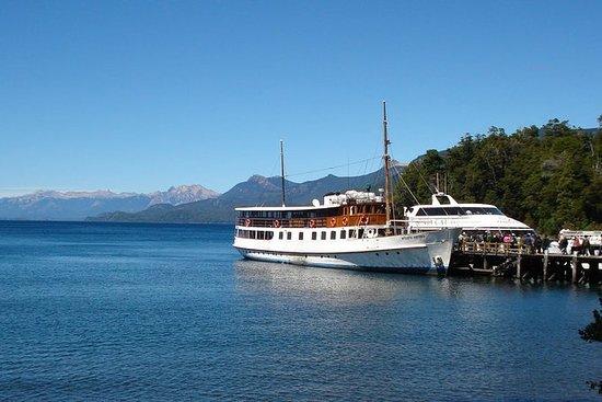Excursion en bateau sur l'île...