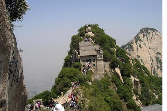 Xian Day Trip to Mt. Huashan with...