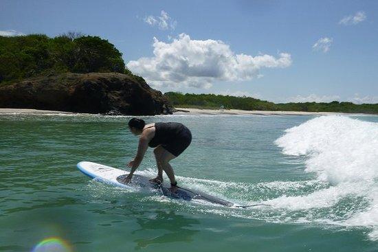 私人旅游:巴亚尔塔港的冲浪课程