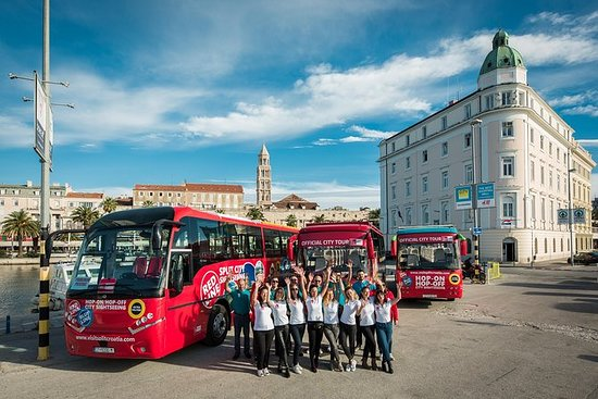 Tour a pie y autobús al gran Palacio...