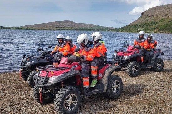 Tour Quad ATV di 2 ore da Reykjavik