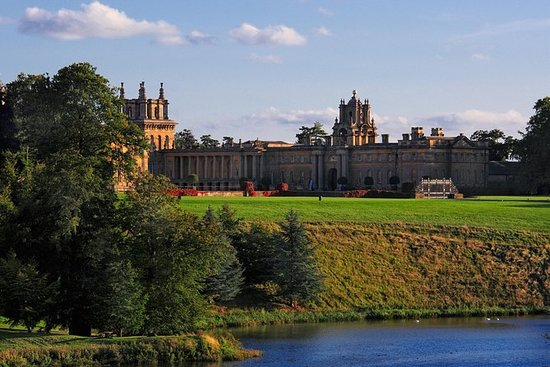 Blenheim Palace and the Cotswolds...