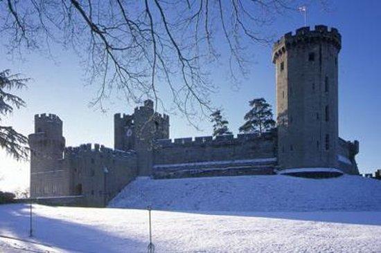 Excursão no Boxing Day para o Castelo...