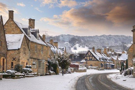 Excursion la veille de Noël au château...
