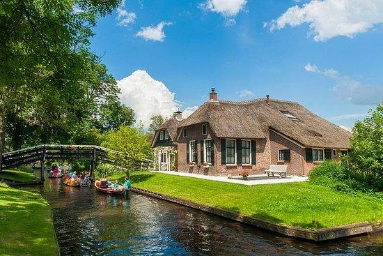 アムステルダムからのGiethoornへの小グループ一日ツアー