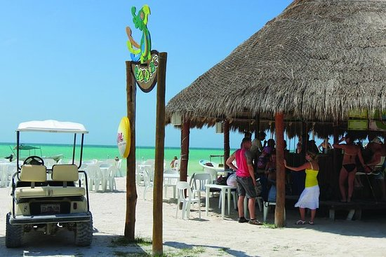 Holbox Island Day Trip from Cancun and...