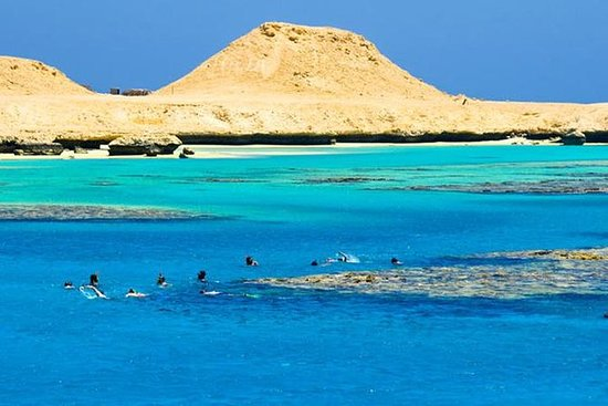 Tagestour zur Insel Giftun ab Hurghada