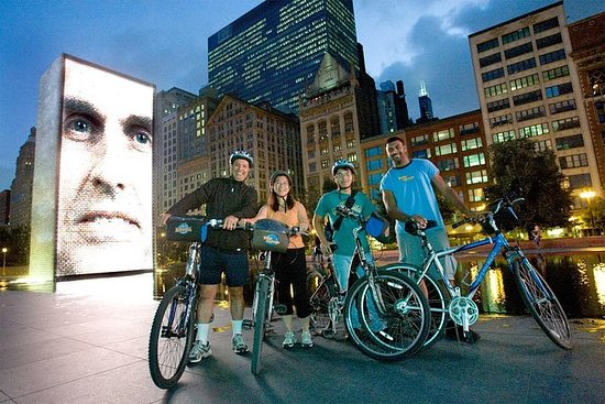 Bicicletas en la noche Chicago Fireworks Tour: Bikes at Night Ride in Chicago