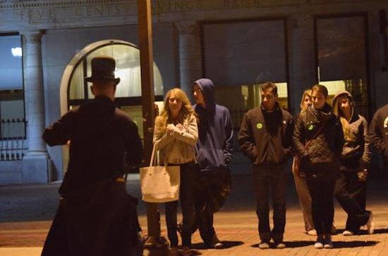 The Salem Night Tour