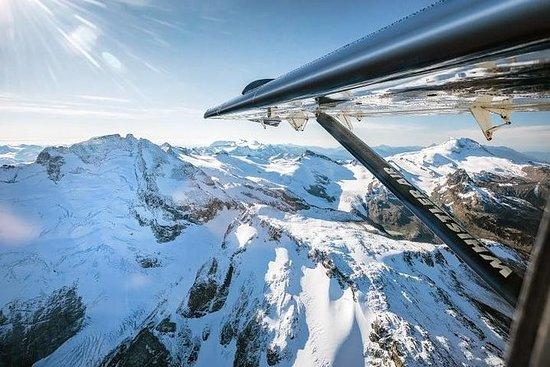Victoria til Whistler Scenic Flight