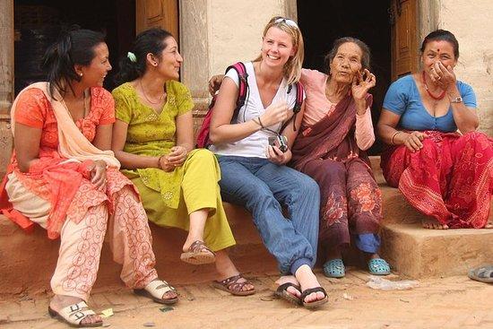 Kulturvandringstur i Katmandu ...