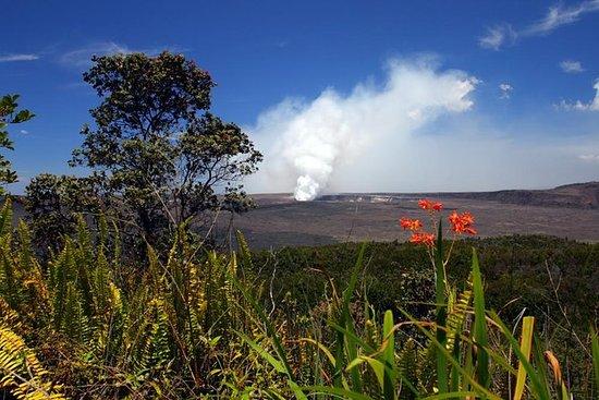 Expérience sur l'île d'Hawaï