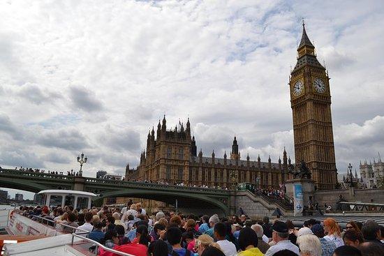 Crociera turistica del London Dungeon