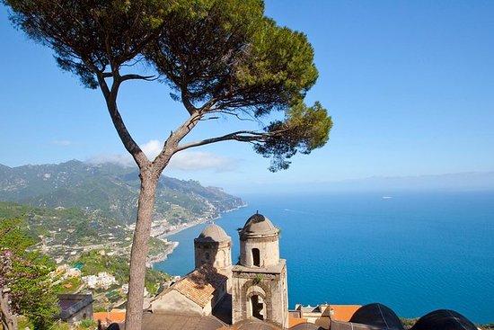 Demi-journée à Amalfi et Ravello...