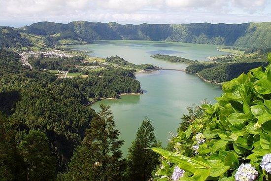 Ruta a pie: Sete Cidades desde Ponta...