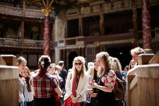 Shakespeare's Globe Theatre Tour with...