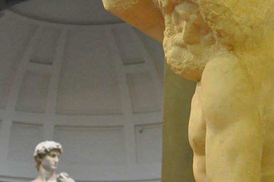 From David to David: Piazza Signoria...