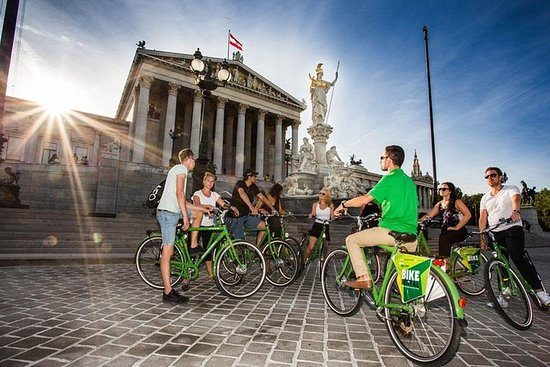 Wien Høydepunkter Bike Tour