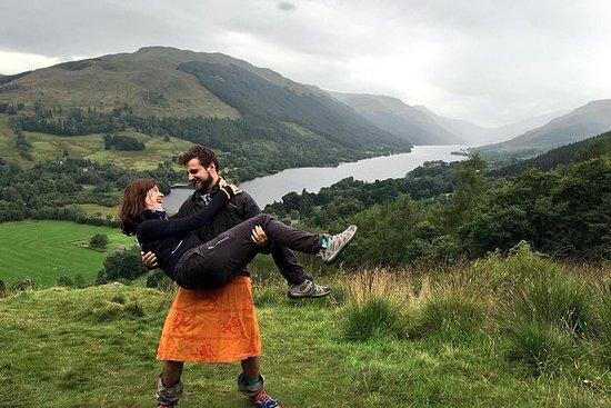 Excursion au Loch Lomond et au parc...