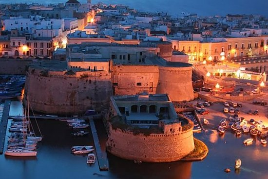 Lecce and Gallipoli Full-Day Heritage...