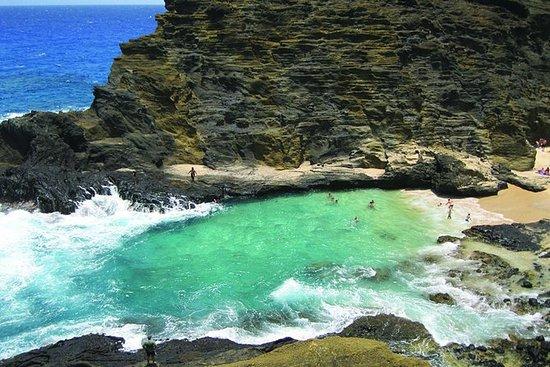 Excursion sur la côte est de Oahu