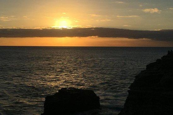 Lille gruppe Sunset Tour af East Oahu