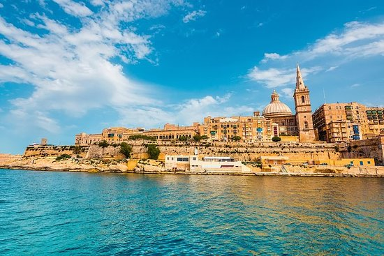 Round Malta Full Day Cruise Tour