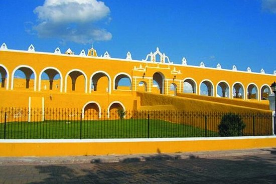 Excursion d'une journée à Izamal...