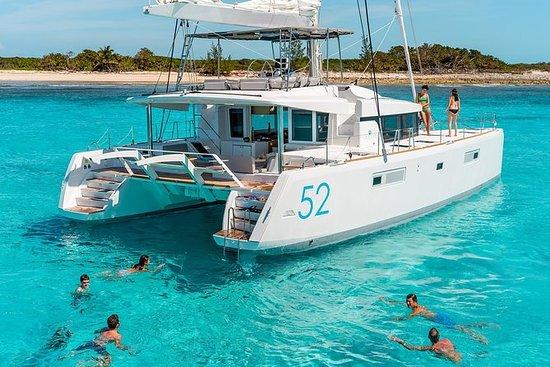 Crociera di lusso in catamarano a